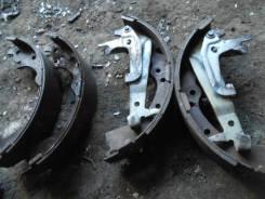 Тормозные колодки задние Toyota Town Ace, Lite Ace CR31, 3C-T, #R3#, #