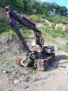 АТЗ Т-4. Продоеться манипулятор на базе трактора Т4
