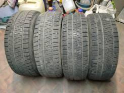Pirelli Ice Asimmetrico. зимние, б/у, износ 5%