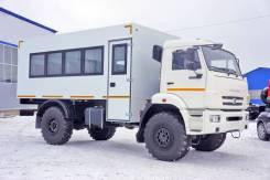 КамАЗ 43118 вахтовка (автобус вахтовый вездеход), 2019