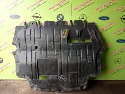 Защита двигателя пластиковая VW Passat B6 дизель