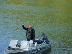 Продаю лодку с мотором и прицепом