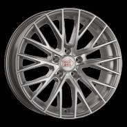 Легковой диск 1000 Miglia Mm1009 8x18 5x120 et30 72,6 gloss black polished