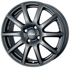 Легковой диск Rial Milano 7x17 5x112 et47 66,6 titanium