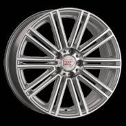 Легковой диск 1000 Miglia Mm1005 9,5x19 5x120 et45 72,6 matt silver polished