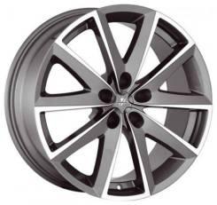 Легковой диск Fondmetal 7600 8x18 5x112 et48 67,2 titanium polished