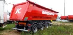 Kassbohrer. Самосвальный полуприцеп DL32, 30 000кг.