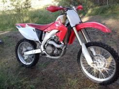 Honda CRF 450, 2002