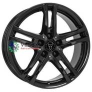 Диск 6,5x16/5x112 ET53 D66,5 Bavaro Diamond Black Rial