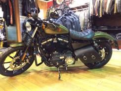 Harley-Davidson Sportster Iron 883 XL883N, 2016