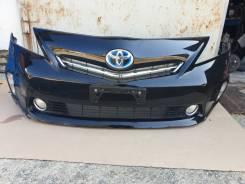 Бампер. Toyota Prius a, ZVW41, ZVW41W