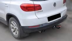 Фаркоп Bosal на Volkswagen Tiguan с 2007 - 2016