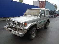 Toyota Land Cruiser. BJ73, 3B
