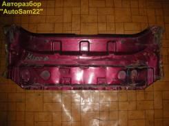 Панель задка Daewoo Matiz M100 F8CV 2011 зад.