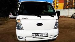 Kia Bongo III. Продается грузовик KIA Bongo 3, 2 900куб. см., 1 000кг., 4x4