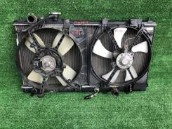 Радиатор охлаждения двигателя. Mazda Premacy, CP8W, CPEW FPDE, FSDE, FSZE