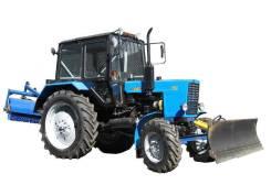 Аренда коммунального трактора МТЗ 82.1
