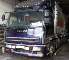 Isuzu Giga. Продается грузовик Isuzu GIGA или обмен на м/а, минивэн, 10 000кг., 6x2