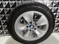 Комплект колес с зимней резиной на BMW 3-series E90