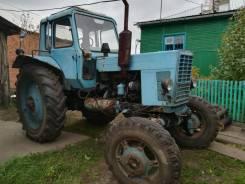 МТЗ 82. Трактор , 75 л.с.