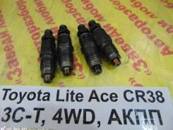 Форсунка топливная Toyota Lite Ace, Town Ace Toyota Lite Ace, Town Ace 1995.12