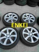 """Колеса Enkei R17 Subaru Impreza WRX / Forester [с распила]. 7.0x17"""" 5x100.00 ET55"""