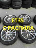 "Колеса Sparco Racing R17 ET35 [с распила]. 7.0x17"" 4x100.00, 5x100.00 ET35 ЦО 70,0мм."