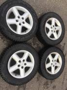 Комплект зимних колёс на автомобиль Nissan