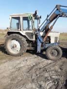 МТЗ 82. Продам трактор МТЗ-82 с куном. Можно раздельно., 80 л.с.