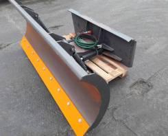 Отвал с гидравлическим поворотом для мини погрузчика