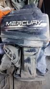 Лодочный мотор Mercury 60 big foot без редуктора.