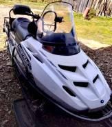 Polaris Widetrak 500 LX, 2013