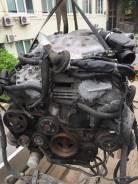 Двигатель в сборе. Nissan Fuga, PNY50 VQ35DE