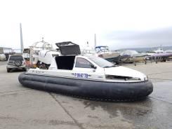 Продам судно на воздушной подушке Chrisry 6183 новый