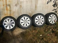 "Комплект зимних колес R14 на Toyota. x14"" 4x100.00 ЦО 54,1мм."