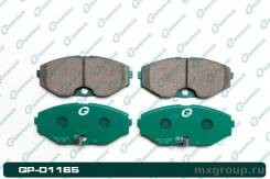 Колодки тормозные G-BRAKE [GP01165]