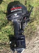 Nissan marine 15л. с