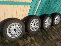 """Комплект зимних колес R14 для Лада. 5.5x14"""" 4x98.00 ET35"""