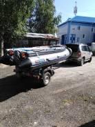 Продам лодка Профмарин 390 нднд, лодочный мотор