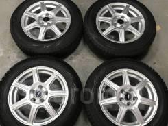 """Toprun R15 5*100 6j et45 + 195/65R15 Dunlop Winter Maxx WM01 2018. 6.0x15"""" 5x100.00 ET45"""