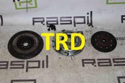 Маховик Toyota Celica ST202 3SGE TRD [комплект сцепления]