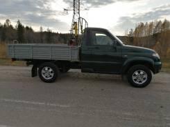 УАЗ Карго. , 2 700куб. см., 750кг., 4x4