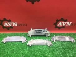 Пластины противоскрипные Toyota Camry ACV40. Перед. Контрактные
