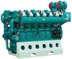 Дизель генераторный двигатель 1 МВт