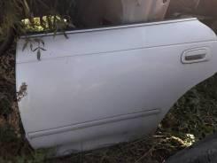 Дверь задняя левая Toyota Mark2 JZX90
