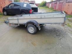 САЗ 82993. Продается бортовой прицеп для легкового автомобиля, 750кг.