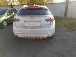 Крышка багажника. Infiniti: FX30d, FX35, QX70, FX50, FX37 VK50VE, VQ35HR, VQ37VHR