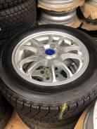 """Комплект зимних колёс r16. x16"""" 5x114.30 ЦО 73,1мм."""