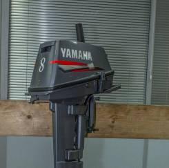 Флагман 300 Yamaha 8