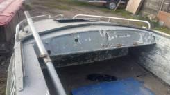 Продам дюралевую лодку Обь М